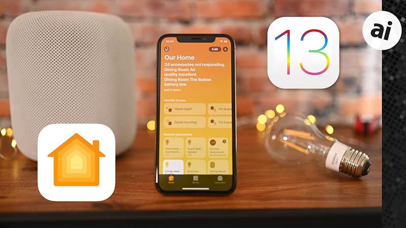 HomeKit dans iOS 14 : quelles sont les nouveautés du dispositif domotique d'Apple